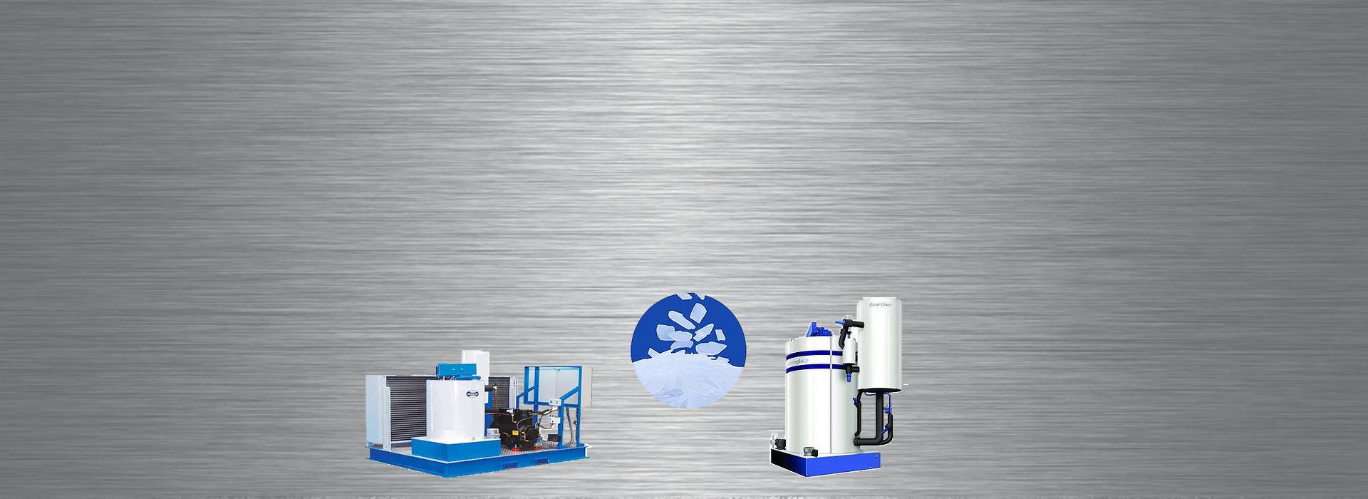 Máquinas de gelo